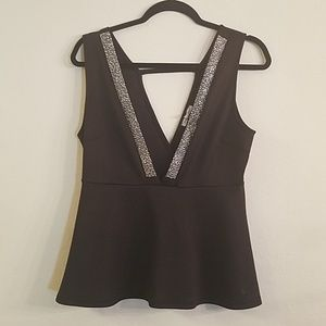 Plunge Top